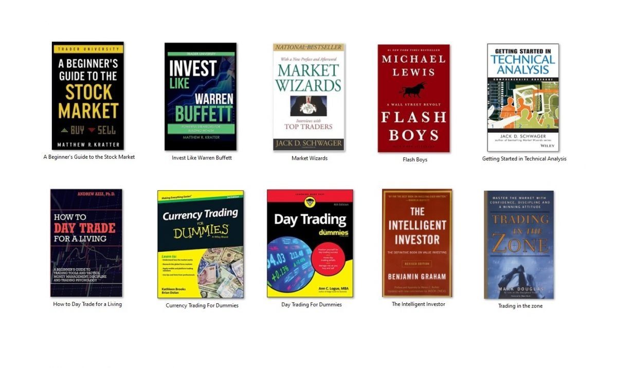 10 Best Trading Books You absolutely need to Read